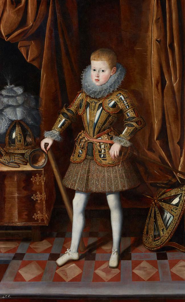 El Retrato en las Colecciones Reales. De Juan de Flandes a Antonio ...