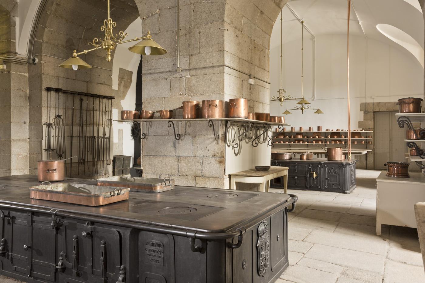 Apertura A La Visita Publica De La Real Cocina Patrimonio Nacional