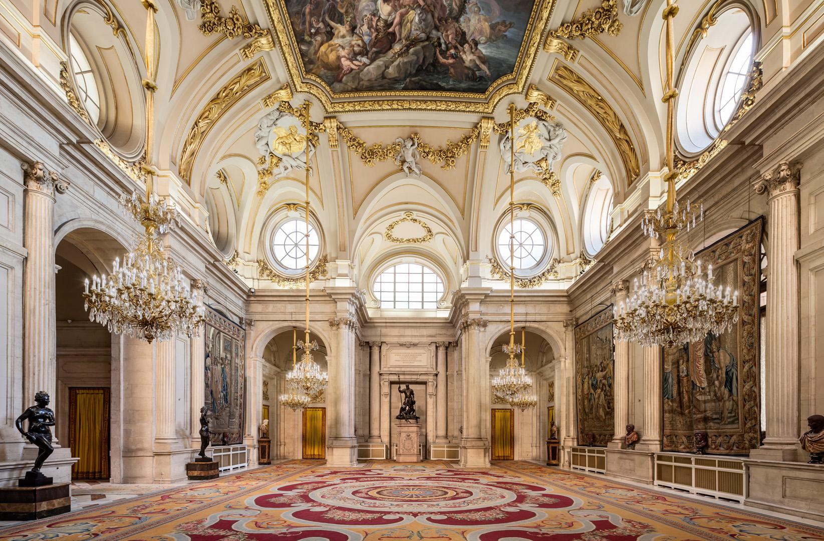 Palacio Real De Madrid Patrimonio Nacional