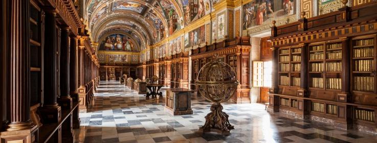 Real Sitio de San Lorenzo de El Escorial | Patrimonio Nacional