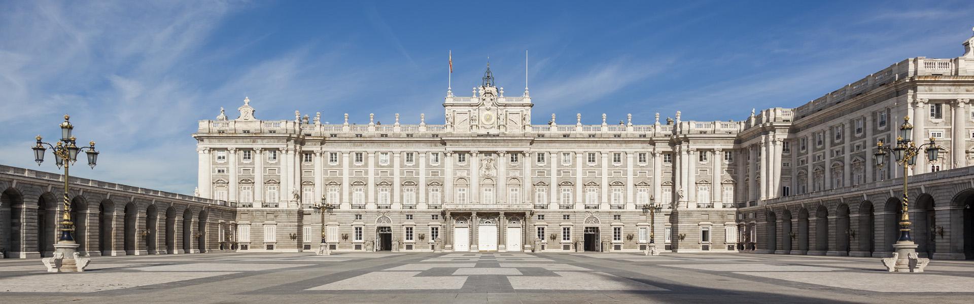 fachada palacio real